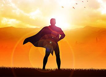 Los superhéroes preferidos de los españoles